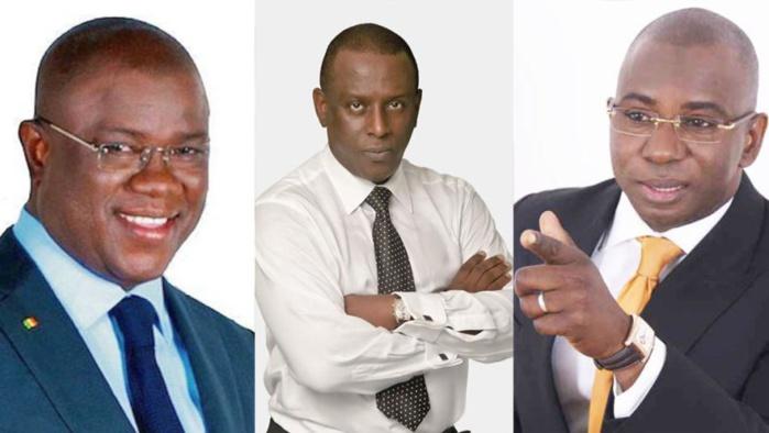 Convergence Patriotique Kaddu Askan Wi : Cheikh Tidiane Gadio boude et quitte la coalition