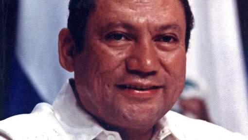 L'ancien dictateur panaméen Manuel Noriega est décédé