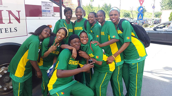 Afrobasket 2017: Les Lionnes débuteront contre la Guinée