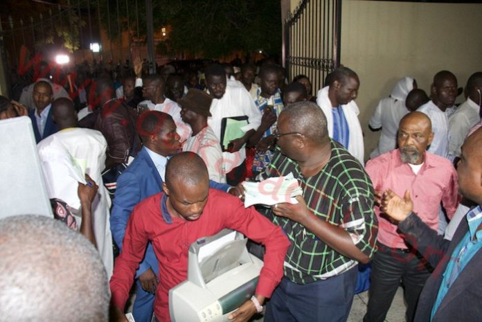Élections législatives : 45 listes ont été déposées à la Direction générale des élections