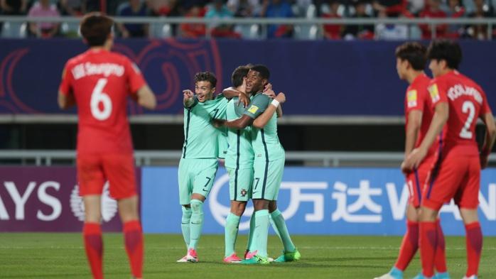 Mondial U20 : Le Portugal brise le rêve de la Corée, pays hôte