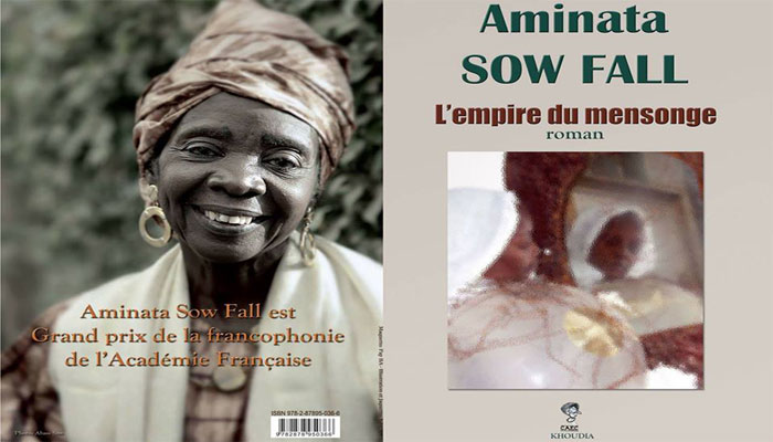 Aminata Sow Fall, L'empire du mensonge .