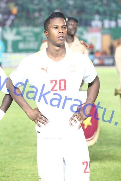 BLESSÉ AU GENOU : Keïta Diao Baldé forfait pour Sénégal-Guinée Équatoriale
