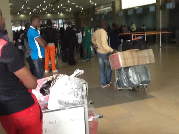 Rapatriement de 360 Sénégalais en provenance de la Libye