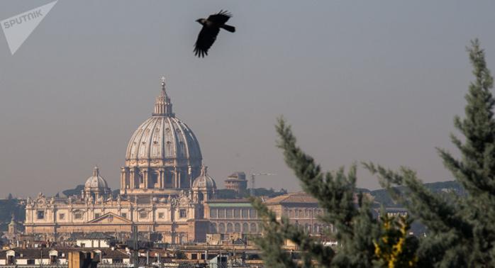 Un gros incendie s'est déclaré à Rome