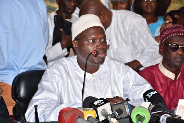 Motion de soutien à Khalifa Sall par le comité exécutif de CGLU Afrique
