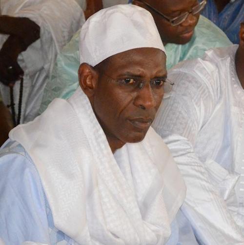 NÉCROLOGIE : Le ministre de l'Intérieur Abdoulaye Daouda Diallo a perdu sa mère