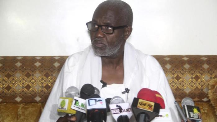 """"""" Serigne Cheikh Abdou n'a pas été demandeur... Il ne versera dans aucune polémique... Touba devrait le soutenir à 99% """" (Serigne Mbaye Longhor)"""