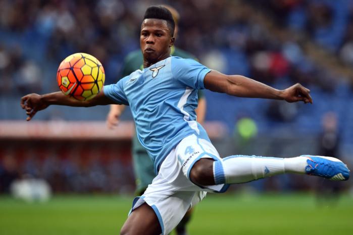 LAZIO : Diao Baldé Keïta encore désigné joueur du mois de Mai
