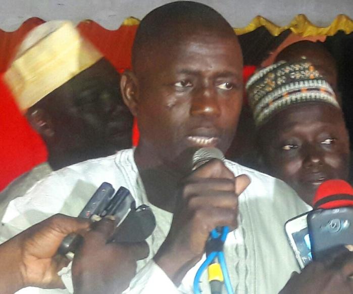 LÉGISLATIVES 2017 : Ibrahima Abou Nguette dénonce les conditions de son limogeage