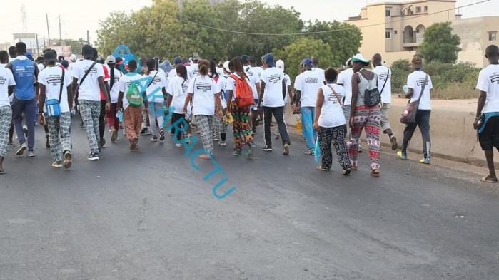 Images : En route vers popenguine