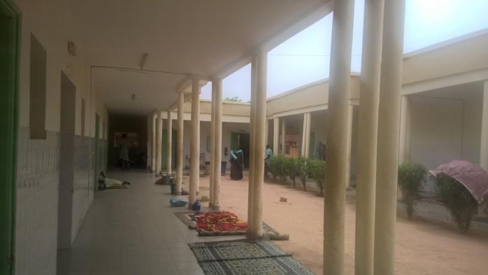 Incursion à l'hôpital régional de Tamba : Bienvenue dans le mouroir.