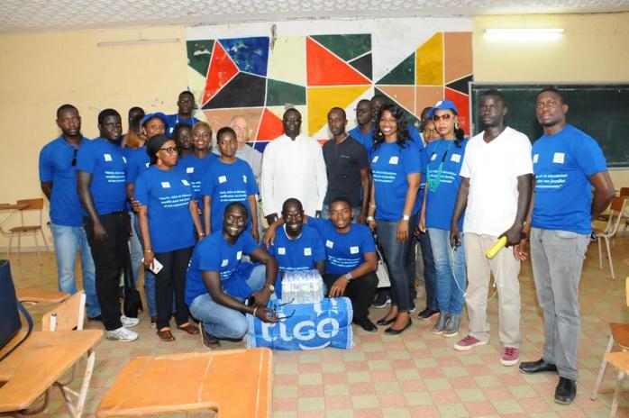 Tigo, aux côtés de la communauté chrétienne pour le pèlerinage de Popenguine