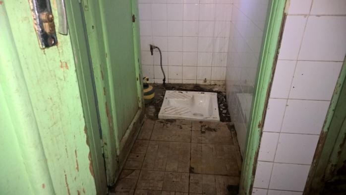 Incursion à l'hôpital régional de Tamba : Là où les toilettes sont les plus sales au monde.