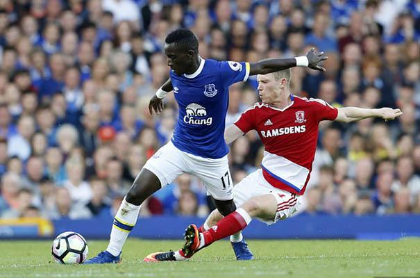 Everton : Gana, 2ème meilleur joueur du club