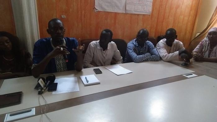 BAMBILOR : Passe d'armes entre la jeunesse du village et les détracteurs de Ndiagne Diop.......