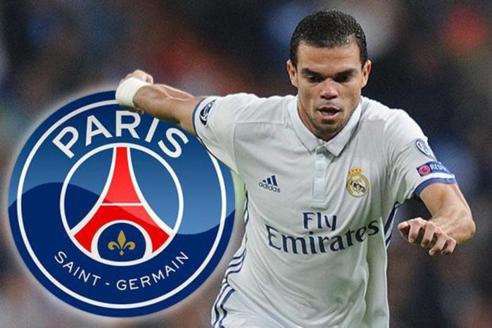 "Pepe à ""100% au PSG"""