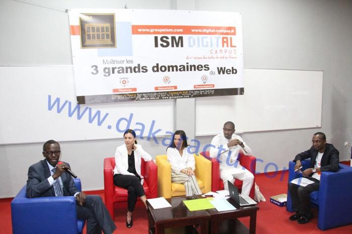 Lancement de « ISM Digital Campus » : Une nouvelle formation sur le web en Septembre 2017