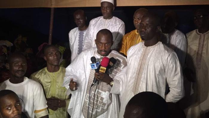 """ABDOU NDIAYE (Apr Nioro) : """" Nous avons trop laissé faire Ousmane Sonko... Moustapha Niasse est un bon Sénégalais! '"""