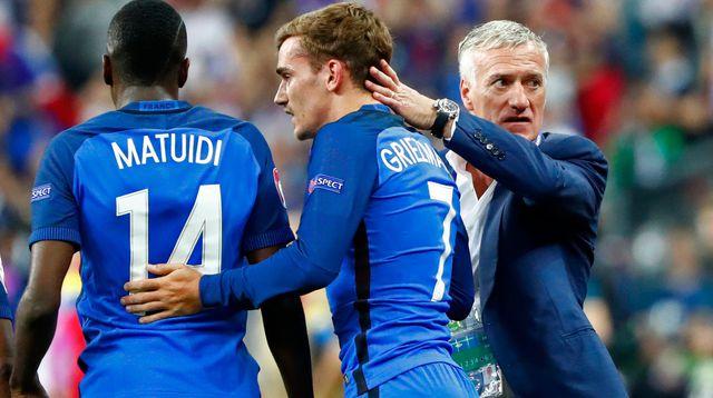 L'équipe de France se saborde sur la route du Mondial 2018