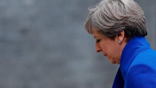 Démission des deux chefs de cabinet de Theresa May