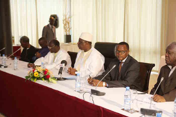 LÉGISLATIVES : Investiture officielle des députés de la diaspora BBY dans les huit Départements