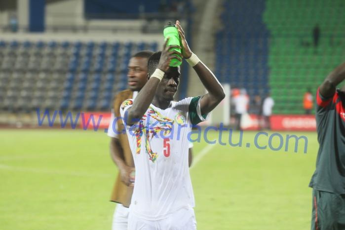 SÉNÉGAL/GUINÉE ÉQUATORIALE : Idrissa Gana Guèye marque le troisième but