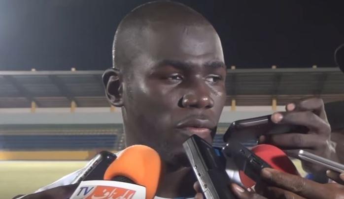 Elim. CAN 2019, Kalidou Koulibaly : « C'est une belle soirée pour le Sénégal »