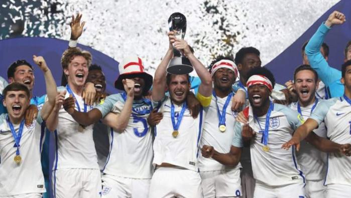 L'Angleterre remporte le Mondial des moins de 20 ans