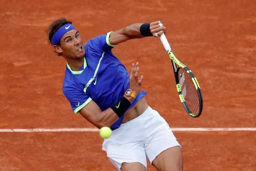 Tennis : L'espagnol Rafael Nadal remporte son 10e tournoi de Roland-Garros