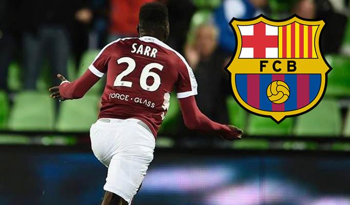 Mercato : Ismaila Sarr sur les tablettes du FC Barcelone