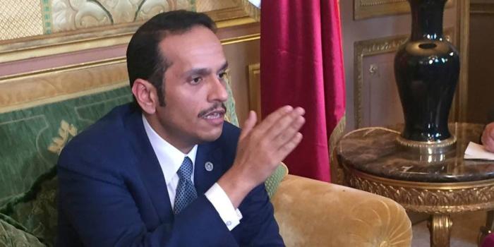 """""""Personne ne peut dicter la politique étrangère"""" du Qatar"""