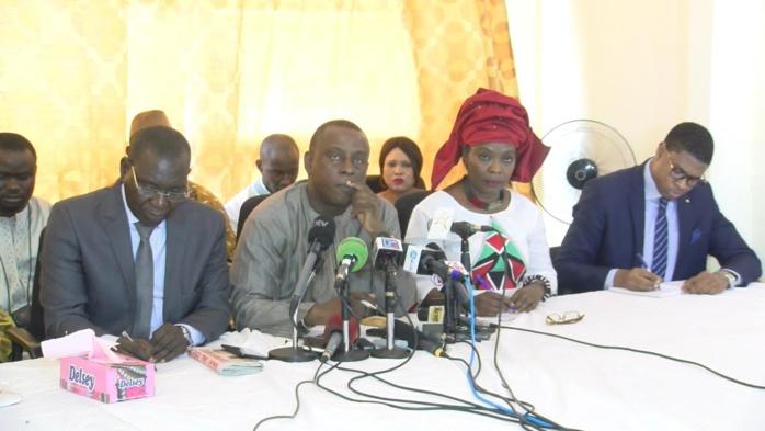 """Élections législatives  :  Gadio à la tête de """"Sénégal Day Dém"""""""