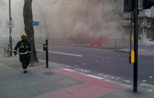 Londres: «plusieurs morts» dans l'incendie