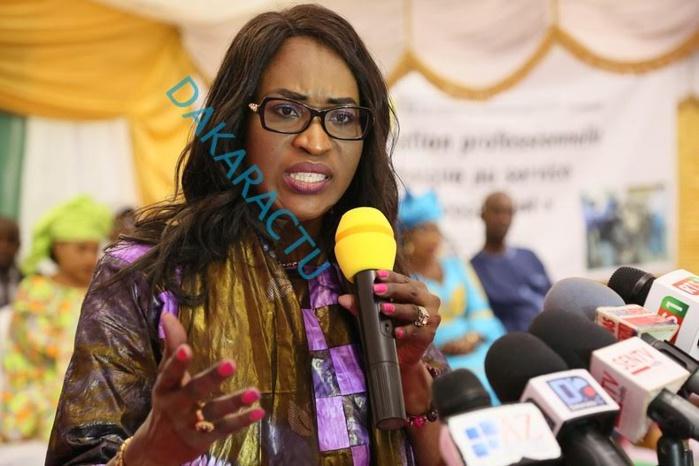 Investitures pour les Législatives et supposée main basse de l'APR : Zahra Iyane THIAM DIOP réfute les allégations