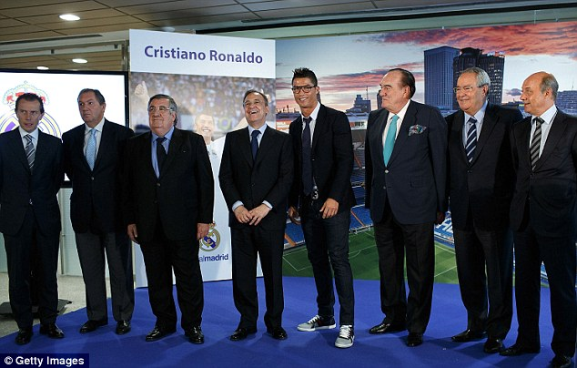 Le Real Madrid au secours de Cristiano Ronaldo
