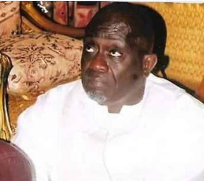 Nécrologie : Rappel à Dieu de Serigne Aliou Mbacké Gaïndé Fatma