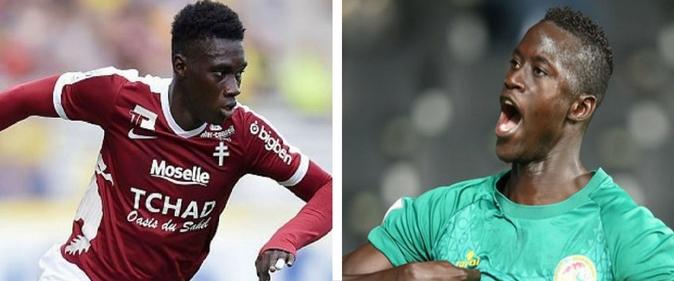 Des supporters du FC Metz rêvent du duo Ismaila Sarr – Ibrahima Niane