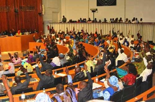 Le code de la presse adopté à l'unanimité à l'Assemblée nationale