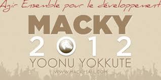 Macky 2012 : Une coalition, deux coordonnateurs