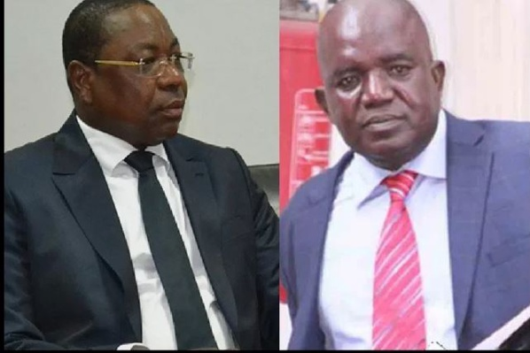 DAGANA : Télescopage entre Oumar Sarr et Mankeur Ndiaye