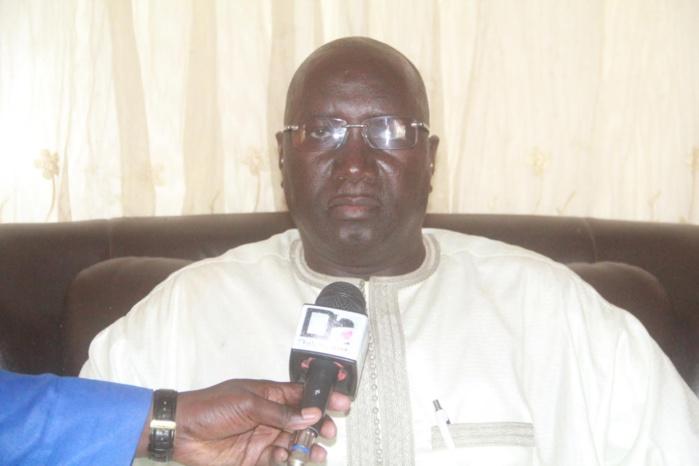 """(SEMENCES) MAODO SARR DÉMENT PAPE DIOP : """" Il s'est peut-être rendu en Guinée Bissau... Jusqu'à 40 kilos par tête ont été distribués... Boun Abdallah est le meilleur choix! '"""