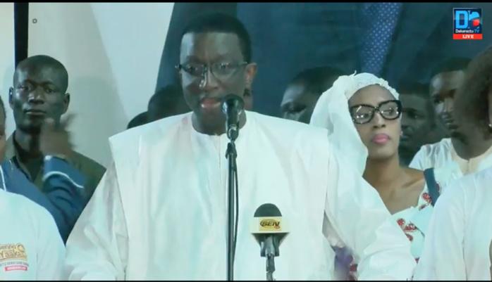 """AMADOU BA : """"La plupart des choses qu'on raconte sur Diouf Sarr et moi c'est faux!"""""""
