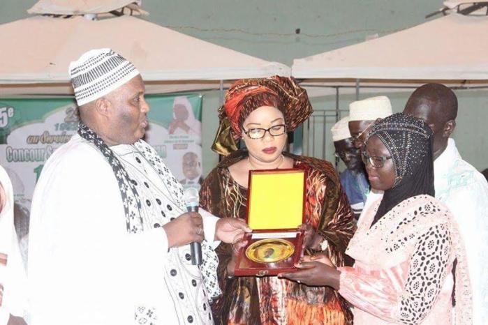 Les images de la cérémonie officielle de la 25 ème édition du concours sous-régional de Coran à Thiès