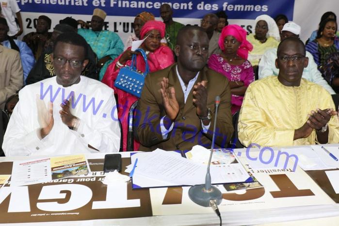 Les images de la cérémonie de lancement de programmes sociaux au bénéfice des populations de Grand-Yoff