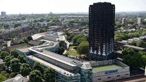 79 morts ou présumés morts dans la Grenfell Tower