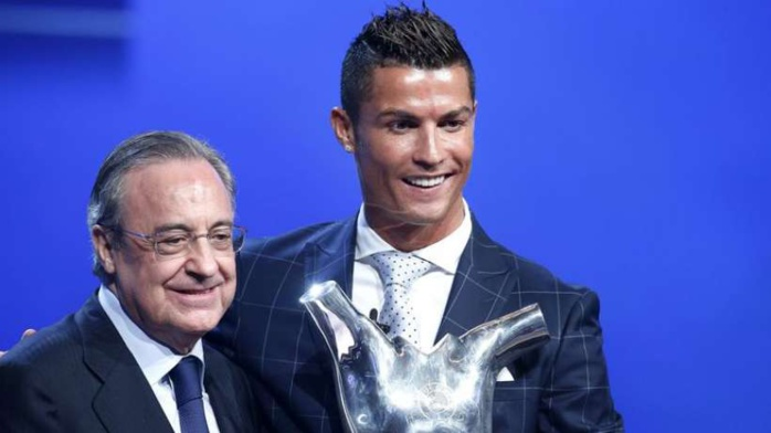 Real Madrid : Florentino Perez sort enfin du silence pour Ronaldo !
