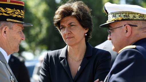 La ministre française des Armées, annonce sa démission