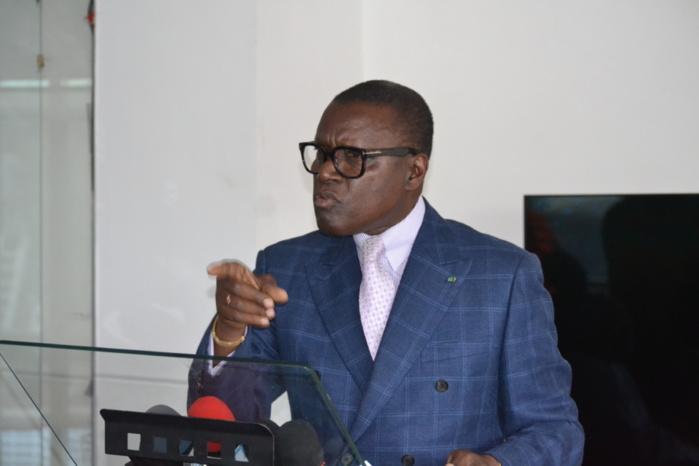 Violenté par un vigile du « Terrou bi » : Pierre Goudiaby Atépa porte plainte