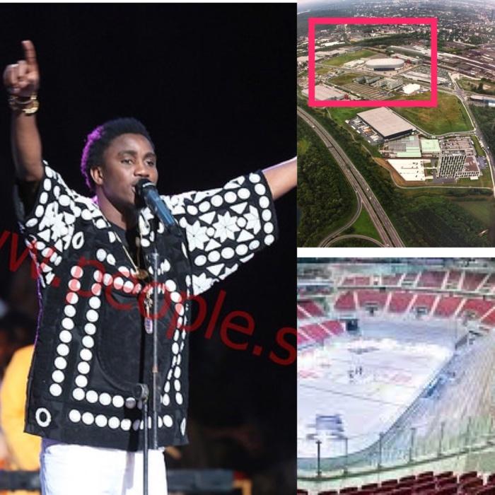 ISS DOME : Wally Ballago Seck, le premier africain qui jouera dans l'une des plus grandes salles d'Allemagne